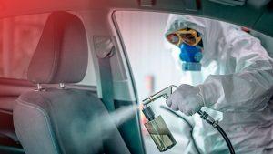 Mengenal Cairan Desinfektan yang Diperlukan Untuk Mobil